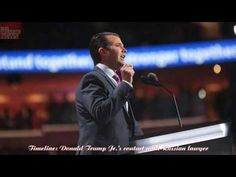 Timeline: Donald Trump Jr 's contact with Russian lawyer