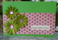 tarjeta para las madres