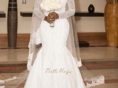 Latest Nigerian Wedding Gowns and Dresses ae82f65f8340