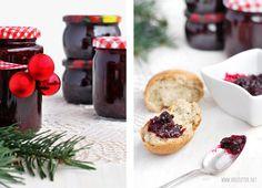 Nicht nur für die Festtage eine tolle Überraschung: Weihnachtliche Beerenmarmelade von Björn von @herzfutter. Yummy!