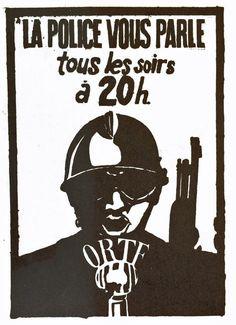 Mai 68 contre l'ORTF, gallica.bnf.fr.