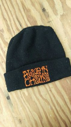 Mike Starr - Alice in Chains hat