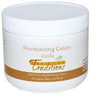 40% OFF Vanilla Virgin Coconut Oil Moisturizing Cream