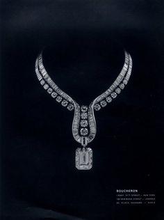 Boucheron 1939 Necklace