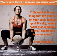 Why Are So many CrossFit Benchmark Workouts Named After Girls? (Full List of 'Girl' Workouts Included)