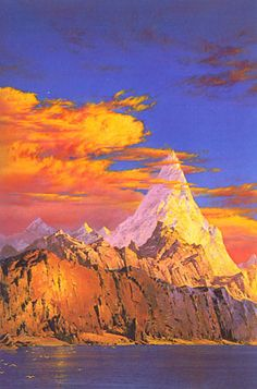 The First Dawn of the Sun by Ted Nasmith