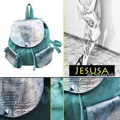 Mochila CAIRO - Leather Bags - Shop online www.jesusadenazareth.com.ar