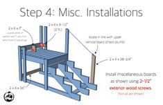 Trampoline Stairs with Slide Trampoline Steps, Best Trampoline, Backyard Trampoline, Backyard Play, Backyard For Kids, Outdoor Play, Deck Steps, Pool Steps, Trampolines