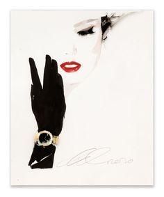 Petite pause art avec David Downton, grand illustrateur de mode anglais. Fasciné par la haute couture, les textures et les formes. L'artiste sublime la femme avec...
