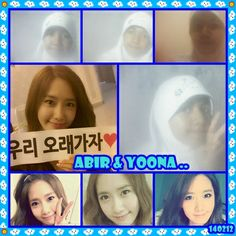 Me and Yoona GG