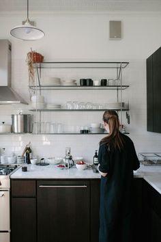 Lauren Snyder's Brooklyn Kitchen Remodel   Remodelista