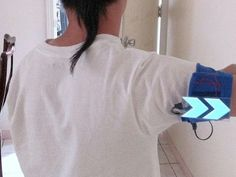 DIY Wearable Turn Signals for Cyclists Turn On When You Lift Your Arm