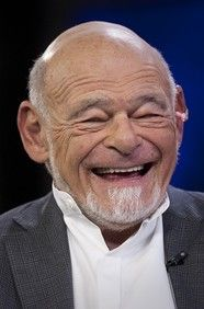 Sam Zell, Equity Group Investments | $100,000 to Restore Our Future | #66 on Forbes 400, $4,900,000,000 Net Worth