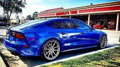 #Audi_RS7 A7