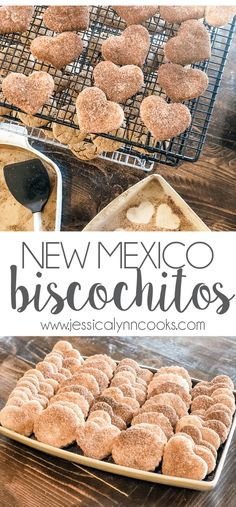 A New Mexico Biscochito Recipe - Jessica Lynn Writes Christmas Desserts, Holiday Treats, Christmas Baking, Holiday Recipes, Christmas Cookies, New Mexico Biscochitos Recipe, Mexican Food Recipes, Cookie Recipes, Deserts