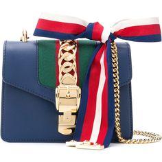 fb9c5124184 Gucci Sylvie Leather Mini Shoulder Bag ( 2