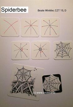 Die Seele basteln lassen: Stepout Spiderbee