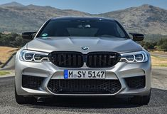 Bmw M5 Competition F90 2018