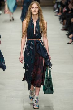 BURBERRY - 990+ Items. Shop Online BURBERRY for Women in New York and LA on  the Official Farfetch US Site. Burberry Fall 2014London FashionRunway ... f460702ab2c