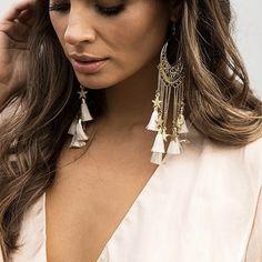 PAISLEY earrings ✨