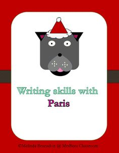 Add some fun while teaching fine motor skills with a pretty puppy named Paris who loves learning at MrsBees Classroom. A simple but effective way to help children learn beginning writing skills by using dotted lines. This four page skill builder is colorful, fun, and easy to understand.