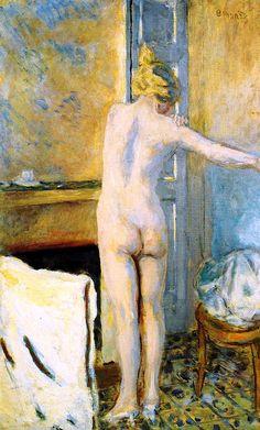 Nu debout vu de dos (1913) - Pierre Bonnard
