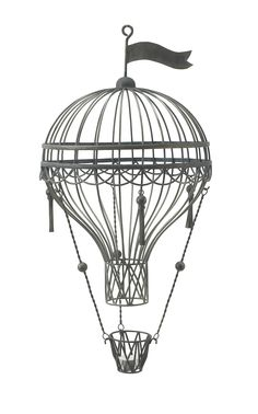 Airballoon tealight holder by Lisbeth Dahl Copenhagen Spring/Summer 13. #LisbethDahlCph #Airballoon #Tealight