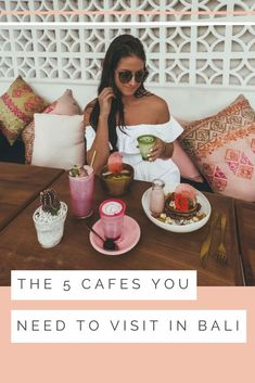 Bali is one of the top hubs for digital nomads in the world. These are the top five cafes in Canggu, Bali for getting work done. Bali Travel Guide, Thailand Travel, Asia Travel, Travel Tips, Travel Goals, Cambodia Travel, Travel Vlog, Travel Guides, Bali Baby