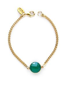 The Emerald Demi Bracelet