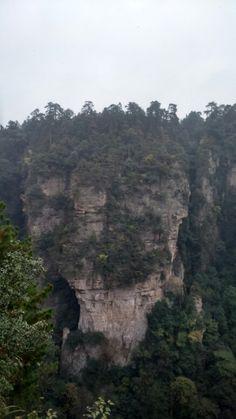 Montaña de roca