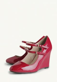 Marilyn Grace Wedges | Modern Vintage Heels & Wedges | Modern Vintage Shoes