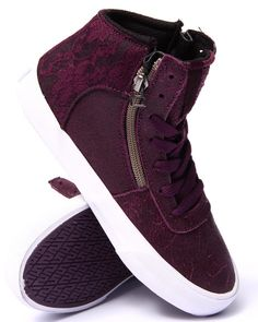 Love this Supra Cuttler Leather & Lace Sneaker on DrJays and only for $112. Take 20% off your next DrJays purchase (EXCLUSIONS APPLY). Click on the image above to get your discount.