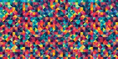 Colorpixel #estampa #print #pattern #color #colorful #beautiful #cores #geometric