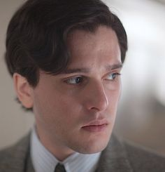 Kit Harington as Roland Leighton - Testament of Youth