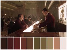 """: """"The Shining"""" Movies In Color, Color In Film, Movie Color Palette, Colour Pallette, Color Palate, Quentin Tarantino, Blade Runner, Penguin Books Classics, Stephen King Books"""
