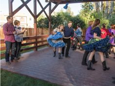 Home & Family - Tips & Products - 12 Basic Calls for Square Dancing | Hallmark Channel