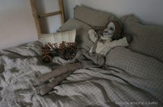 Linen Bedding | Relaxation - this is how you can forget your problems :)