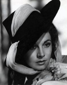"""sala66:  Vivien Leigh en """"Lady Hamilton"""", 1941"""