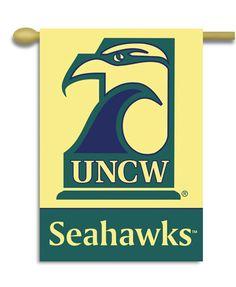 UNCW Seahawks banner