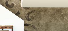 Panoramic wallpaper ROME Concrete Collection by N.O.W. Edizioni