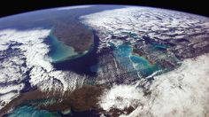 Canadian astronaut Chris Hadfield took over 45,000 photos from space. Now he published a book with some of the best.