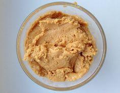 zdravý talíř: Hladké burákové máslo