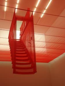 Do Ho Suh // Staircase III