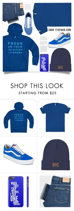 """""""Focus on your intuition! (26)"""" by samra-bv ❤ liked on Polyvore featuring Vans, PS Paul Smith, men's fashion and menswear"""