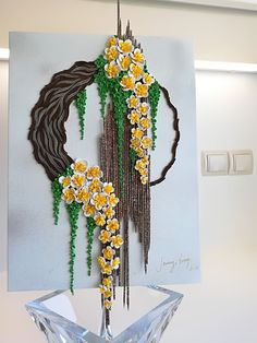 Quilling paper art by Jenny treeg 3d Quilling, Paper Quilling Flowers, Origami And Quilling, Quilling Tutorial, Paper Quilling Designs, Quilling Paper Craft, Quilling Patterns, Quilling Cards, Glue Crafts