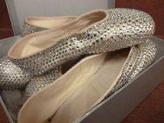 ballet-is-oxygen:    ROYAL NEW ZEALAND BALLET Cinderella pointes :3SO PRETTY!
