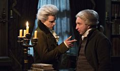 Susanna Clarke on the TV Jonathan Strange & Mr Norrell: 'My own characters were walking about!' (Guardian) http://www.theguardian.com/books/2015/may/02/susanna-clarke-characters-jonathan-strange-and-mr-norrell