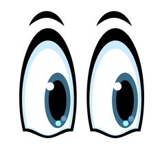 Big collection of eyes from all over the world and in a great variety of vector styles, from usual/normal ones to the cartoon styled or even manga eyes. Manga Eyes, Anime Eyes, Clay Flower Pots, Clay Pots, Eyes Clipart, Eye Expressions, Face Template, Monster Eyes, Cartoon Eyes