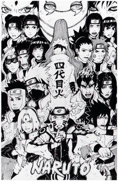 Are you real fan of anime ? H ere the best NARUTO T-shirt. Naruto Shippuden Sasuke, Naruto Kakashi, Anime Naruto, Naruto Tumblr, Naruto Teams, Naruto Comic, Wallpaper Naruto Shippuden, Naruto Cute, Boruto