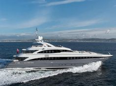 Take to Cannes and the Mediterranean in style this summer and charter luxury yacht G3